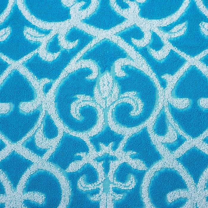 Полотенце махровое Privilea «Лаура», 75х150 см, розовый