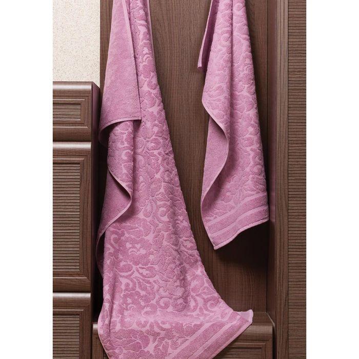 Полотенце Fiona, размер 50 × 90 см, лиловый