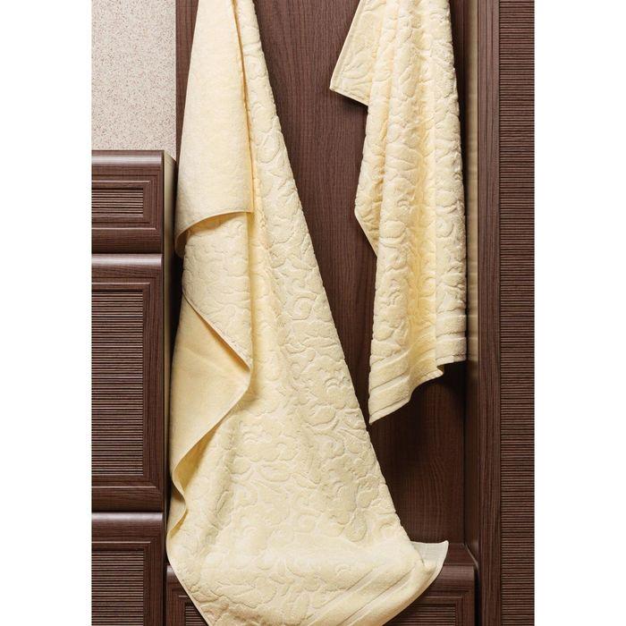 Полотенце Fiona, размер 50 × 90 см, ваниль