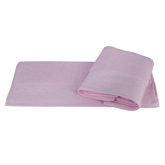 Полотенце Alice, размер 70 × 140 см, розовый2
