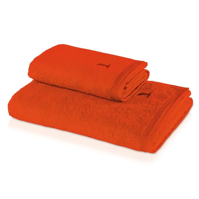 Полотенце махровое Moeve Superwuschel 50x100 оранжевый