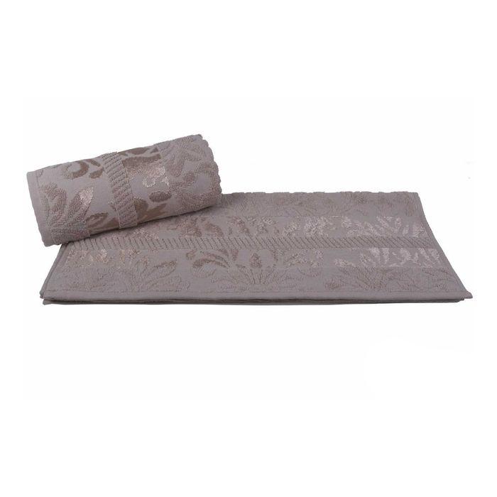 Полотенце Versal, размер 100 × 150 см, коричневый