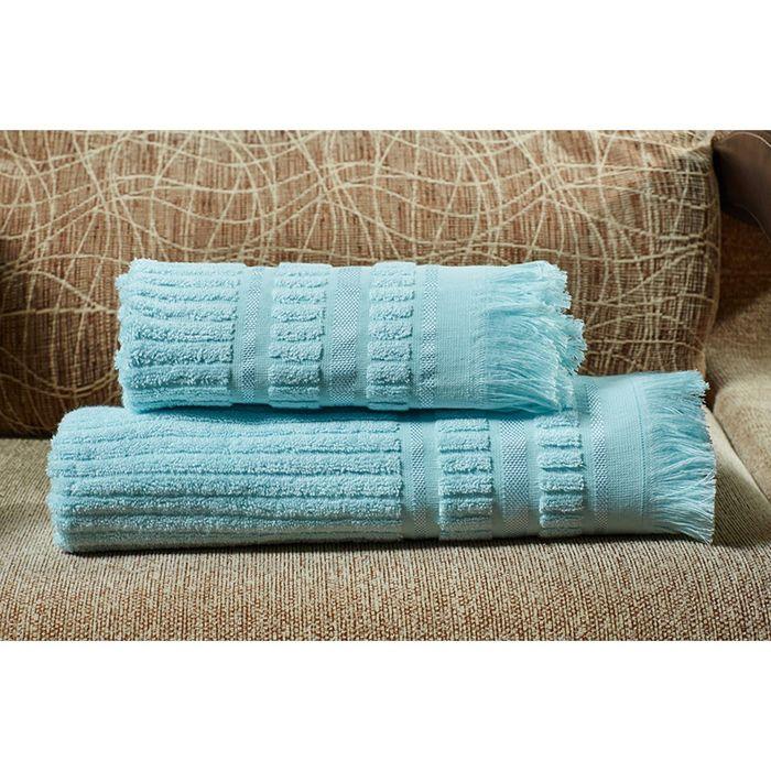Полотенце Marco, размер 70 × 140 см, голубой