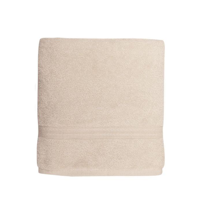 Полотенце «Крем», размер 50 × 90 см
