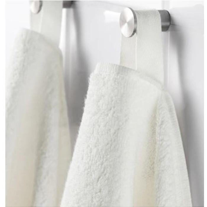 Полотенце ГЭРЕН, размер 50 × 100 см, белый