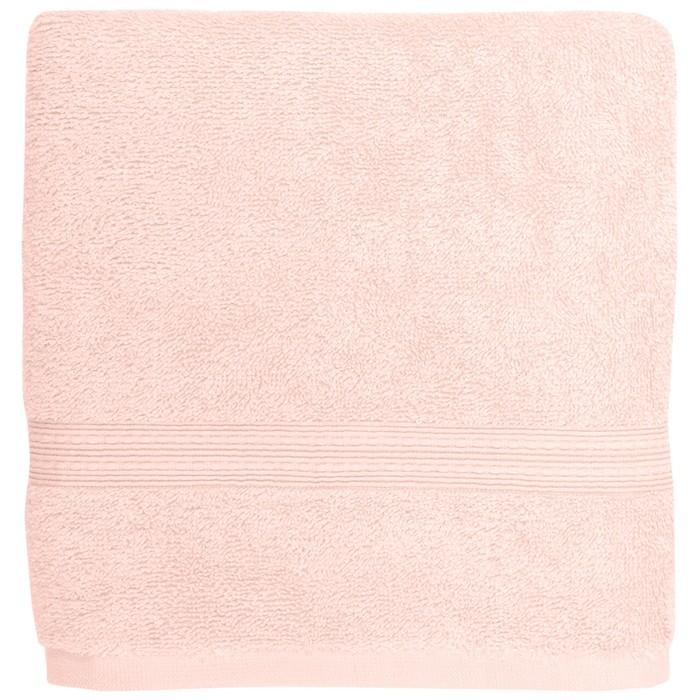Полотенце Classic, размер 50 × 90 см, нежно-розовый
