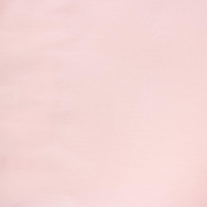 Пододеяльник «Этель» 175×210 см., цвет пудровый, 100% хлопок, мако-сатин, 125 г/м²