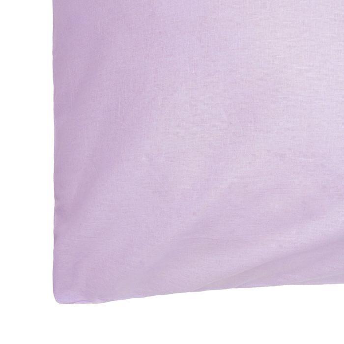 Наволочка Фиолетовый 70х70см, перкаль 115г/м хл100%