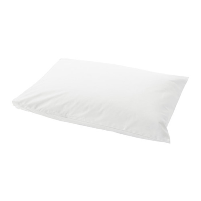 Наволочка ФЭРГМОРА, размер 50х70 см, цвет белый