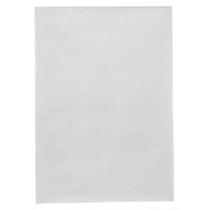 Наволочка Атра 50х70см цв.белый, страйп-сатин 1х1 140г/м хл100%