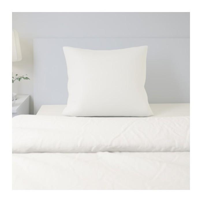 Наволочка ФЭРГМОРА, размер 70х70 см, цвет белый