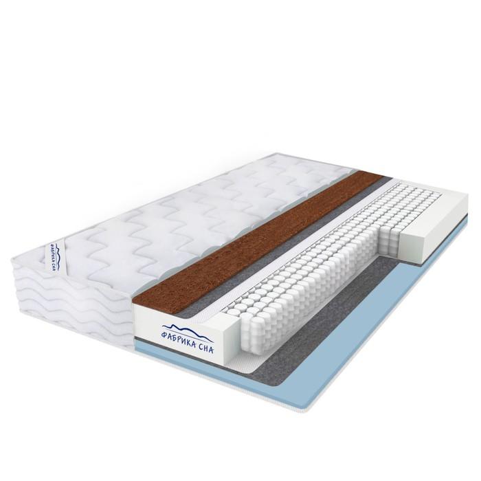 Матрас Bio Balance TFK, размер 80х200 см, высота 17 см, жаккард