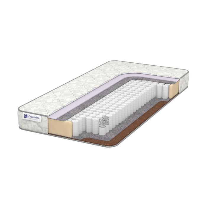Матрас Easy Feel TFK, размер 160 х 200 см, высота 17 см, трикот