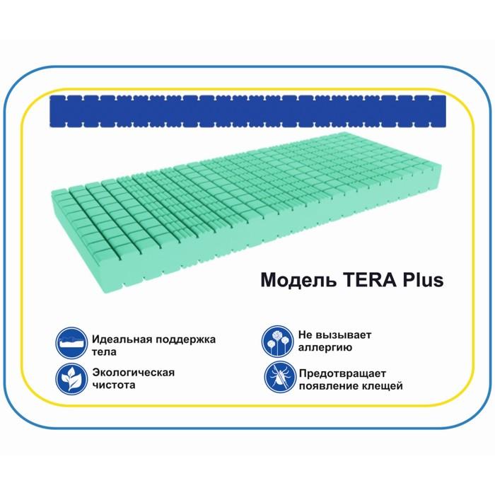 Матрас Tera Plus, размер 80х200 см, высота 16 см