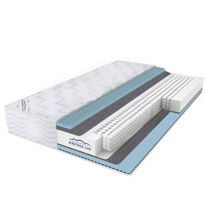 Матрас Massage Foam TFK, размер 160х200 см, высота 20 см, жаккард