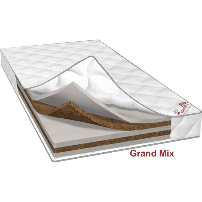 Матрас Grand Mix, размер 120х190х17 см, трикотаж