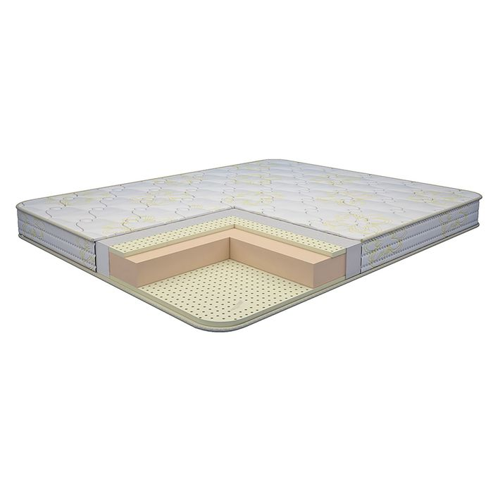 "Матрас беспружинный Ultra ""Latex Foam"", размер 120х190 см, высота 15 см"