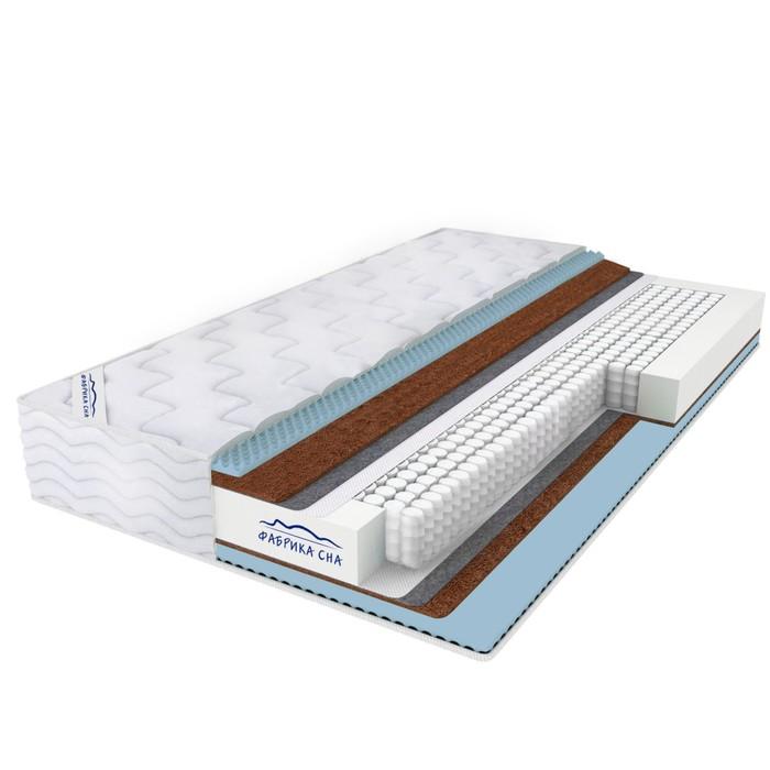 Матрас Bio Massage Cocos, размер 180х200 см, высота 22 см, жаккард