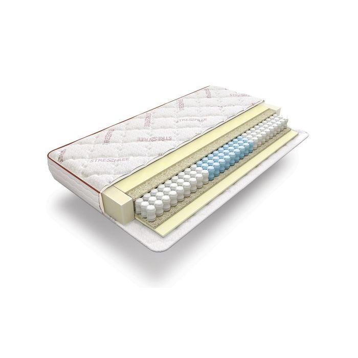 Матрас Askona Mega Trend Forse, размер 90х190 см, высота 23 см, трикотаж