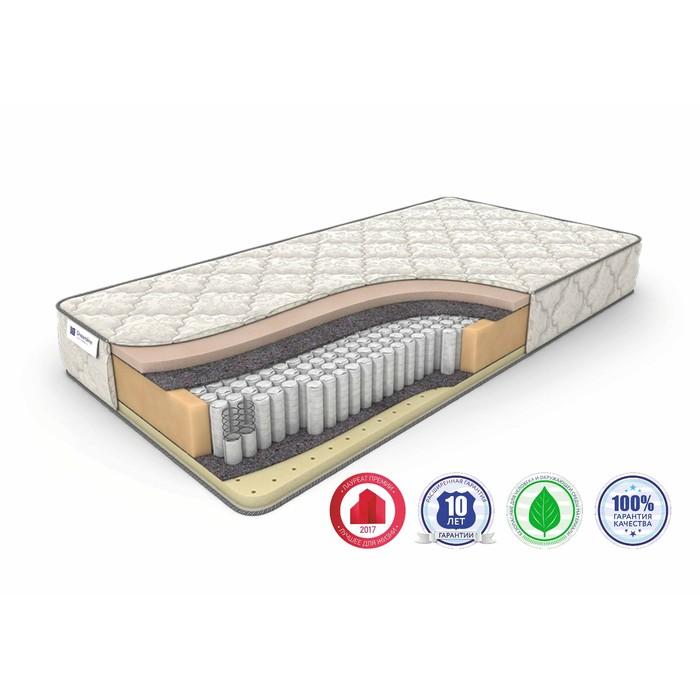 Матрас Memory Sleep S-1000, размер 80 х 195 см, высота 22 см, трикотаж