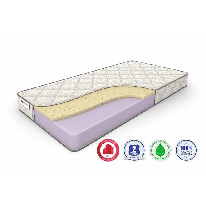 Матрас DreamRoll Latex, размер 200 х 200 см, высота 18 см, жаккард