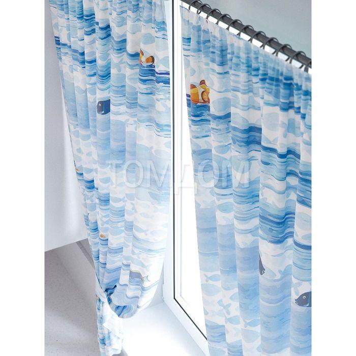 Комплект штор «Джуна», размер 150 × 180 см - 2 шт