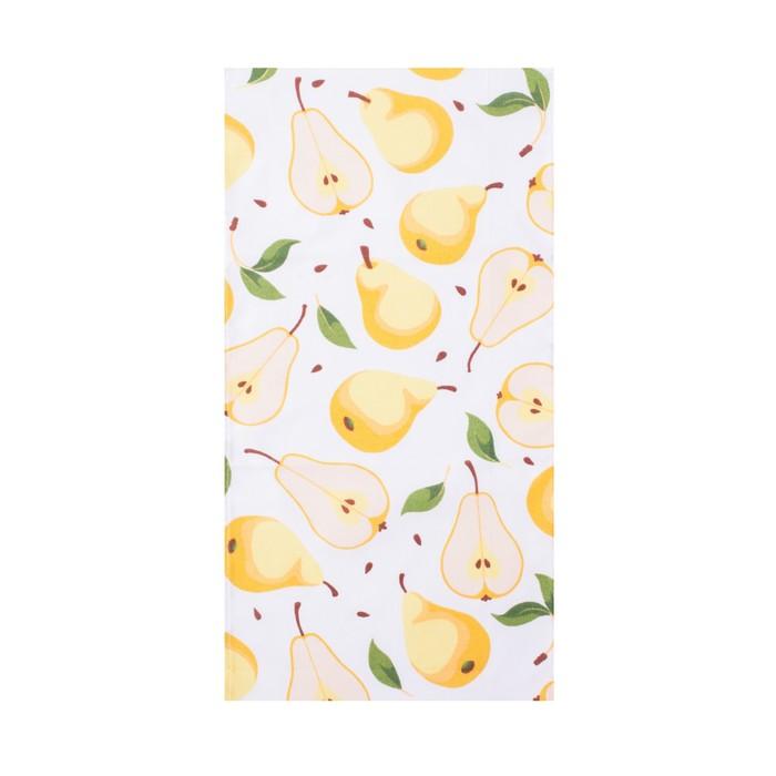 Набор рогожка Дюшес полотенце 33х60 см, прихватка, хлопок 100%, 160 г/м2