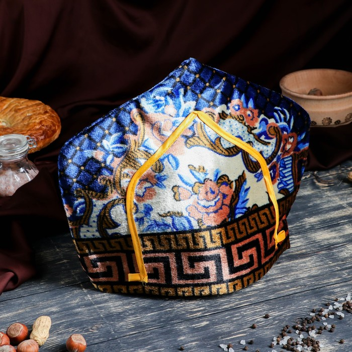 Шапка для чайника сувенирная, 100% синтетика