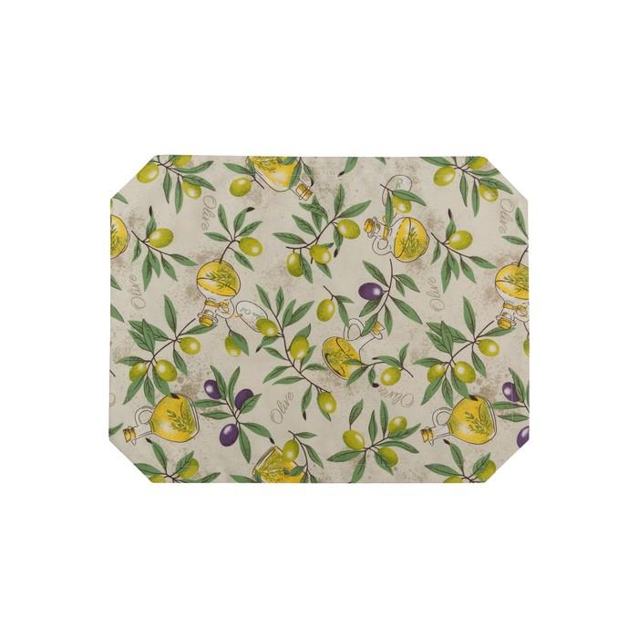 Набор салфеток Olives, размер 35 × 45 см - 2 шт