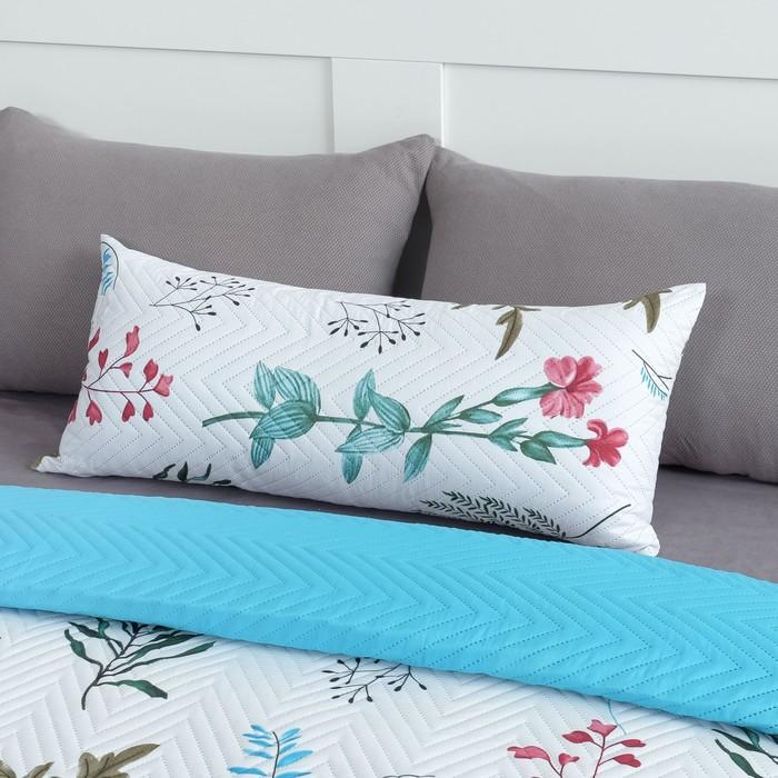 Подушка декоративная Экономь и Я «Листва» 30×80 см, 100% полиэстер