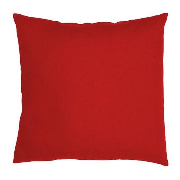 Подушка, цвет красный ВАЛЬБЬЁРГ