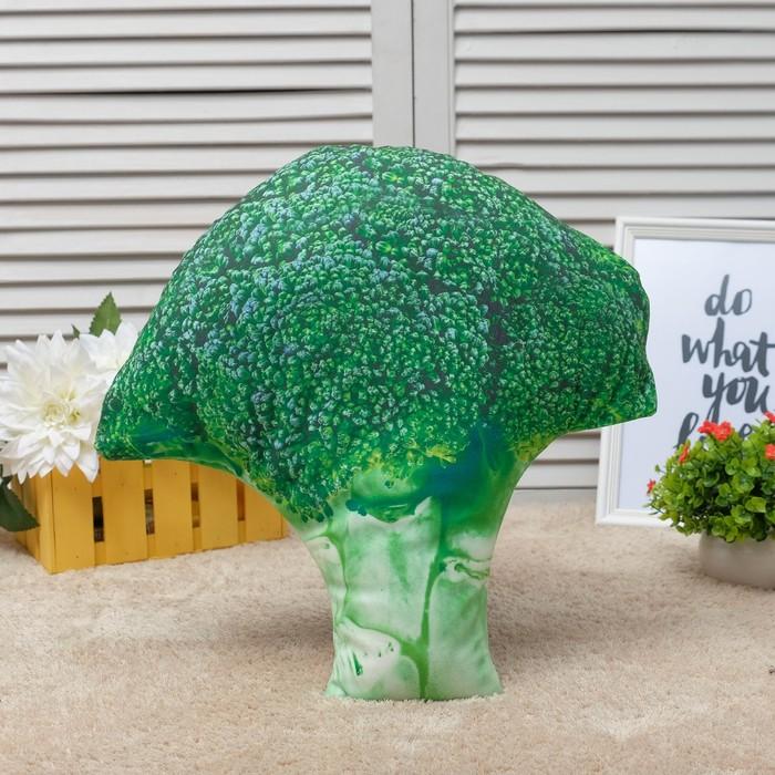 Подушка декоративная Этель «Брокколи», 46×50 см, 100% п/э