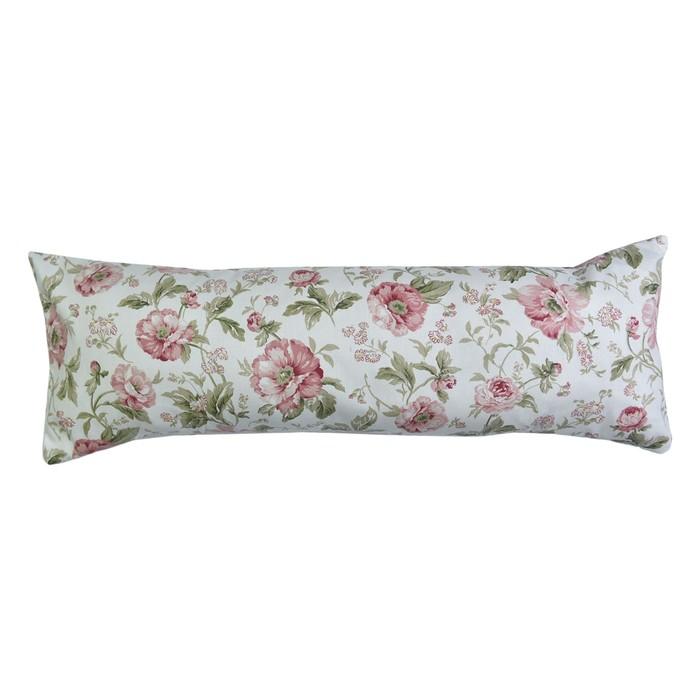 Подушка декоративная English rose, размер 25х70 см