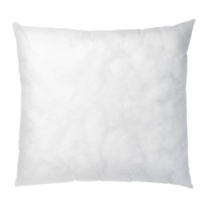 Подушка ИННЕР, размер 65х65 см, цвет белый