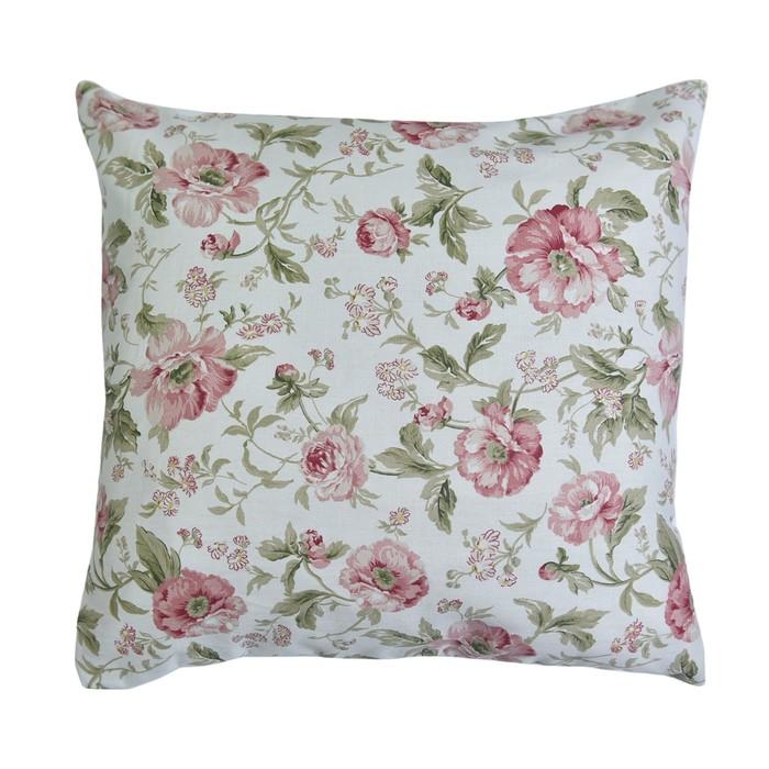 Подушка декоративная English rose, размер 45х45 см