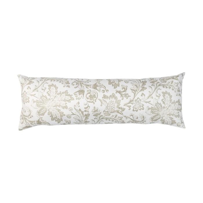 Подушка декоративная прямоугольная «Золото», размер 25 × 70 см