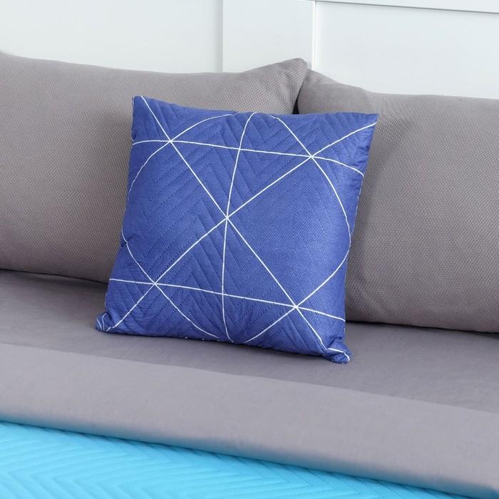 Подушка декоративная Экономь и Я «Небесное созвездие» 40×40 см, 100% полиэстер
