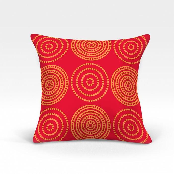 Подушка декоративная «Мбау-О», размер 45х45 см