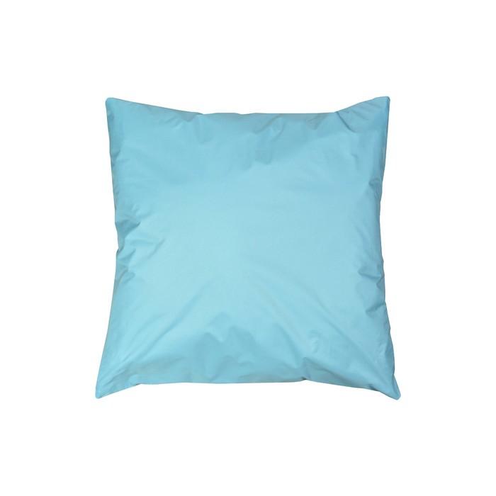 Набор подушек декоративных, размер 45х45 см-2 шт., голубой