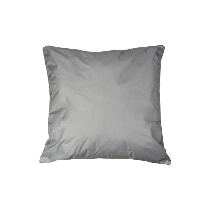 Набор подушек декоративных, размер 45х45 см-2 шт., серый