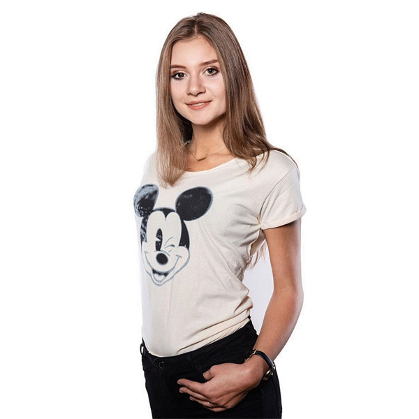 Футболка Good Loot Disney Mickey Blinking, размер 46 (L)