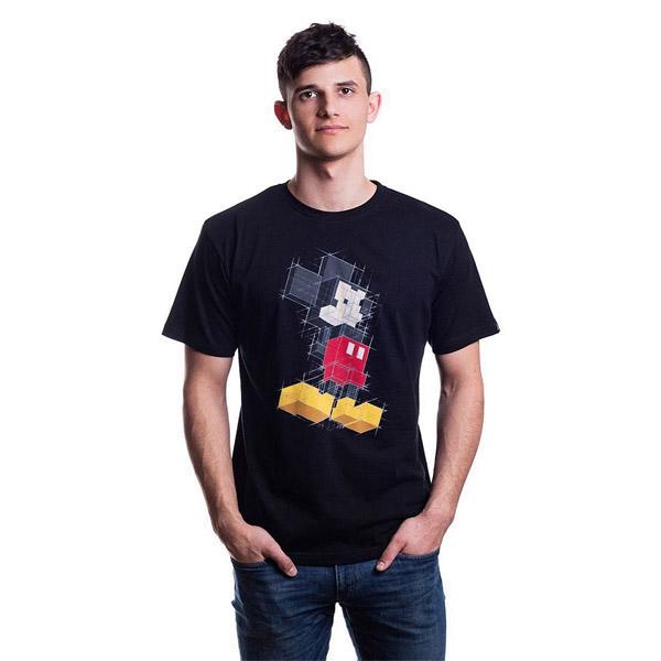 Футболка Good Loot Disney Mickey Pixels, размер 44-46 (M)
