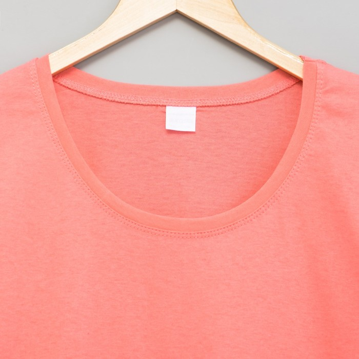 Футболка женская цвет розовый, р-р 44