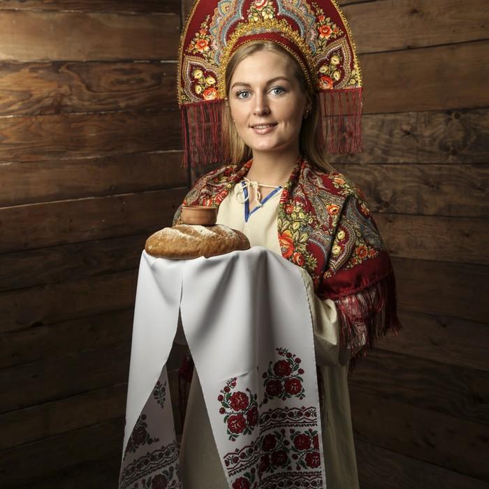 "Рушник ""Хлеб-Соль"", 170 х 35 см"