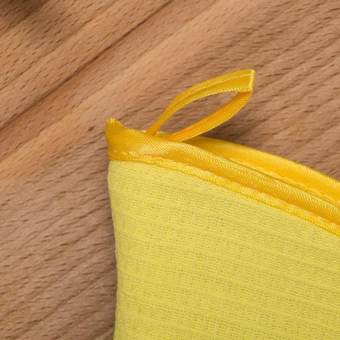 Прихватка рукавичка