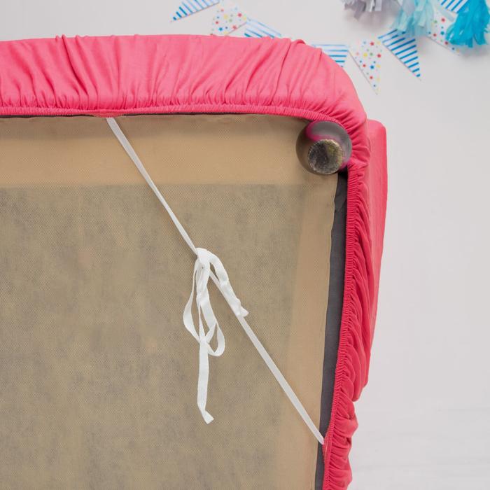 Чехол для мягкой мебели в детскую Collorista, 2-местный диван, наволочка 40 × 40 см в подарок