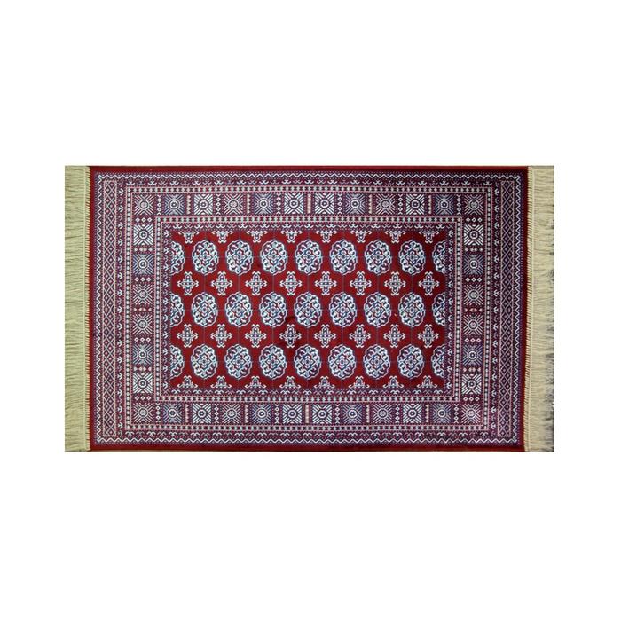 Ковёр «Atex», размер 100х140 см Red 184