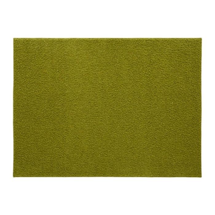Ковёр АЛЛЕРСЛЕВ, размер 170х230 см, цвет светло-зелёный