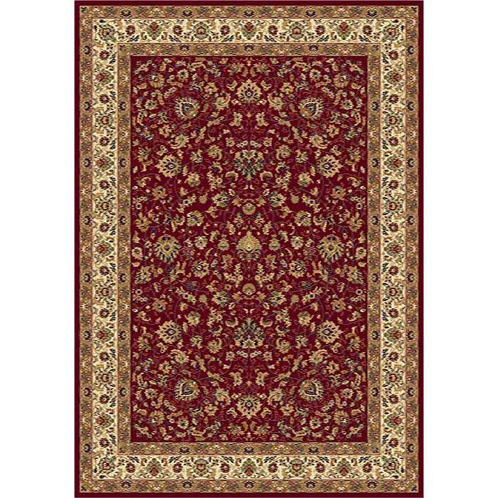 Ковер Heat-set BUHARA 5471, 1,6*2,2 м, прямоугольный, RED