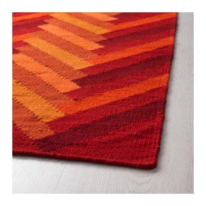 Ковёр СТОКГОЛЬМ 2017, размер 170х240 см, цвет оранжевый